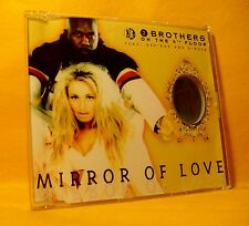 MAXI Single CD 2 BROTHERS ON THE 4TH FLOOR Mirror Of Love 6TR 1996 eurodance