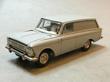 VINTAGE SOVIET RUSSIAN MOSKVITCH 434 CAR MODEL 1:43 MADE IN USSR