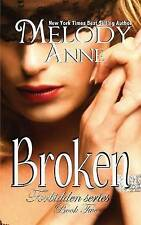 Broken by Anne, Melody -Paperback