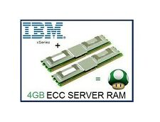 4GB (2x2GB) Memory Ram Upgrade for IBM BladeCentre HS21 Server Types 7795 & 8853