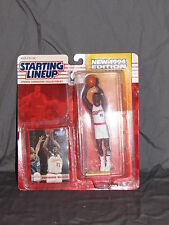 Dominique Wilkins LA Clippers 1994 NBA Starting Lineup Figure Sealed Nice Shape