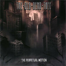 THE OLD DEAD TREE-THE PERPETUAL MOTION-CD-penumbra-gothic-lux incerta-monolithe