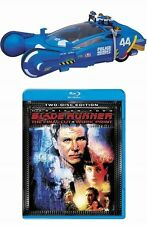Medicom Blade Runner Collector's Box Blu-ray and Police Spinner figure Set Box