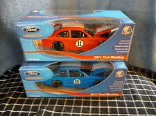 1:24 ACTION 2011 FORD MUSTANG NATIONWIDE SERIES PROMO 1-Red an 1-Blue