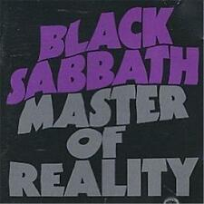 BLACK SABBATH MASTER OF REALITY REMASTERED DIGIPAK CD NEW