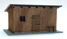 TT Modelltec /IGRA 60 1300 10 Lasercutbausatz: Holzschuppen