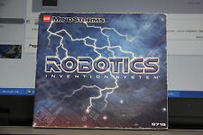 LEGO Mindstorms Robotics programma CD VERSIONE 1 di Windows 95/98/xp nella custodia originale