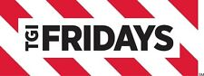 $25 TGI Friday's Gift Card - Mail Delivery
