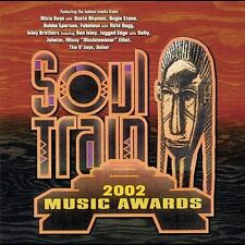 Audio CD Soul Train Music Awards 2002 - Various Artists - Free Shipping