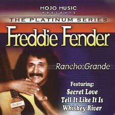 Rancho Grande by Freddy Fender (CD, Jan-2004, Mojo M...
