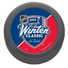 2014 NHL Winter Classic Collectible Puck By Wincraft