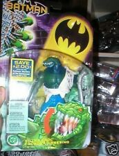 BATMAN HARD TO FIND KILLER CROC FIGURE MINT ON CARD