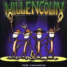 Millencolin - For Monkeys BURNING HEART RECORDS CD 1997