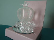 Crystal Gift Glass Collection Crystal Coach Figurine