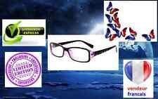 jolie lunette protection anti-rayonnement pour PC,TV,tablette,rose transparent ;