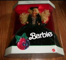 1991 Barbie, Happy Holiday, unopen number 4 Happy Holiday Series