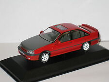 CODE 3 Vanguards VA14002A Vauxhall Carlton 3000 GSI in Red  Track Day 1/43rd