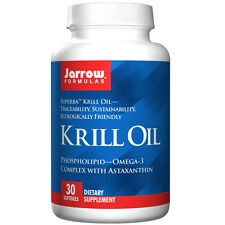 Krill Oil 30 Softgels by Jarrow Formulas