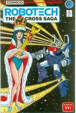 Robotech: The Macross Saga # 9 (USA, 1986)
