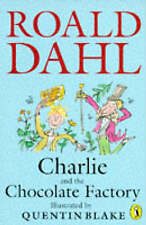 Charlie and the Chocolate Factory by Roald Dahl (Paperback, 1995)