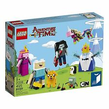 LEGO Ideas Adventure Time 21308 Factory Sealed! Free Shipping!