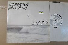 GEORGIA KELLY seapeace, music for harp PRIVATE PRESS LP ambient avant strings