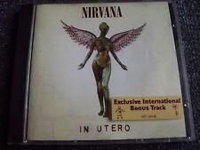 Nirvana-In Utero CD-Made in France
