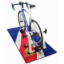 New 'The Flow' Design Garage / Workshop / Turbo Trainer Floor Mat (180cm x 80xm)