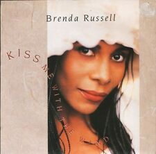 "BRENDA RUSSELL kiss me with the winddubapella AM 578 uk a&m 7"" PS EX/EX"