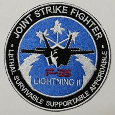 F-35 Lightning II Patch