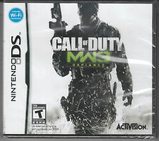 "Call of Duty: Modern Warfare 3  Nintendo DS  *NEW* ""French"""