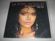 "LATOYA JACKSON MAXI VINYL 12"" GERMANY LIKE I DO"