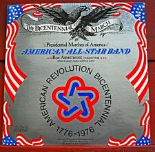 AMERICAN ALL-STAR BAND // The Bicentennial March / ORIG 1976 US Lp SEALED! MINT!