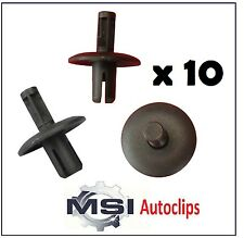 10 x AUDI Wheel Arch Lining Clip Fastener Retainer Expanding Rivet 4D0-807-300