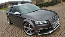 "2012 AUDI RS3 SPORTS FULL CUSTOM MOD CONVERSION 19"" ALLOYS RS4 RS6 REPLICA A3"