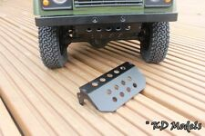 CUSTOM CARTER Guard per gelande d90 LANDROVER DEFENDER Crawler rc4wd Defender