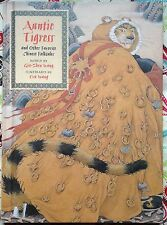 Auntie Tigress & Other Favorite Chinese Folk Tales c2006, VGC Hardcover