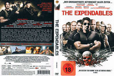 THE EXPENDABLES --- Ungekürzte Kinofassung --- FSK 18 --- Sylvester Stallone ---