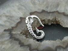 Piercing Expander Claws Dehnpiercing Ohrring Stahl 2,5MM Motiv ELEFANT