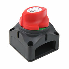 12V/24V Marine Removable Batteries Isolatoe Cut Off Kill Switch On Off HOT YK