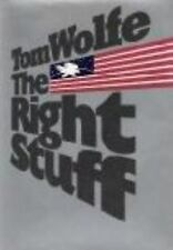 The Right Stuff by Tom Wolfe (1979, Hardcover)