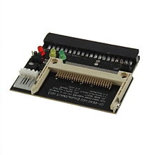 Compact Flash CF to 3.5 Female 40 Pin IDE Bootable Adapter Converter Card New LO