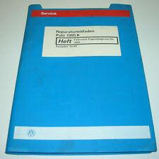Werkstatthandbuch VW Polo III 6N GTI Fahrwerk Eigendiagnose ABS ab Baujahr 1995!