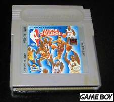 ALL STAR CHALLENGE GAME USED GAMEBOY IN EDIZIONE AMERICANA SOLO CARTUCCIA 29352