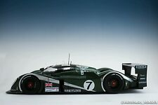 AUTOART 1/18 BENTLEY SPEED 8 LE MANS 24H 2003 Winner #7