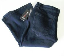 Style&Co Womens Petite Flared Leg Jeans Rinse Wash Sz 14P - NWT