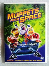 Muppets from Space FF DVD Ray Liotta Andie MacDowell Frank Oz F Murray Abraham