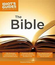 Idiot's Guides: the Bible, Phillips, Benjamin