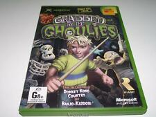 Grabbed by the Ghoulies XBOX PAL Preloved *Complete*