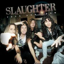 FREE US SH (int'l sh=$0-$3) NEW CD Slaughter: Then & Now Dual Disc